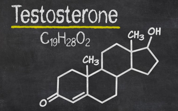 testosterone and BPH