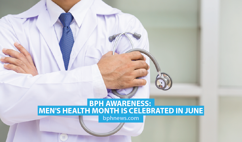 BPH Awareness: Men's Health Month