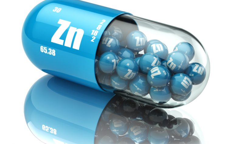 zinc and prostate disease